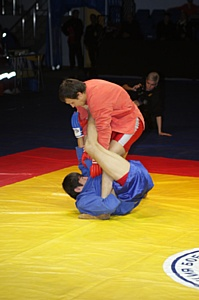 3-4.12.2010г. состоится 18 Чемпионат России по боевому самбо