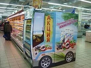 В российский ритейл пришли европейские стандарты декорирования