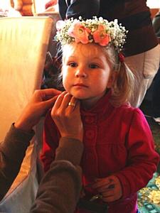 Бутоньерка приняла участие в благотворительном празднике Муравья