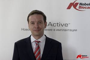 Nobel Biocare Russia ���������� ��������� ����� � 65-������ ������ � ������� ������������� �����