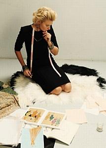 Lena Vasilyeva: семья в моде