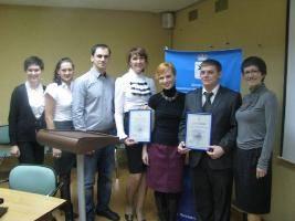 Лауреаты проекта из Ярославского региона получают поздравления
