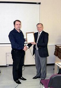 PM Expert вручила 35-тысячный сертификат слушателю курсов по управлению проектами