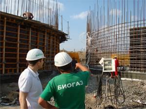 Группа Стандарт: опалубка для крупнейшей биогазовой станции России