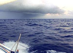 Шкиперы регаты VELUX 5 OCEANS стали свидетелями постепенной гибели океана