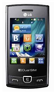 LG P520: ��� ������ � ������