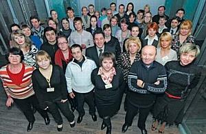 «Астарта престиж» наградила победителей 2010 года