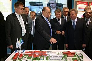 Губернатор Московской области Борис Громов заинтересовался Индустриальным парком ОЗЁРЫ