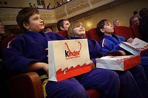 Во Владимире при поддержке компании «Ферреро» состоялся ежегодный молодежный «Фестиваль спорта»