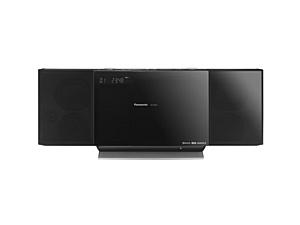 Компания Panasonic с гордостью представляет новую компактную стерео микросистему SC-HC55 с возможностью настенного монтажа