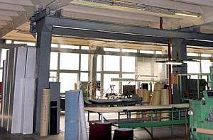 Специалисты компании «Тул Лэнд» завершили монтаж системы увлажнения на заводе абразивного инструмента «Корунд»
