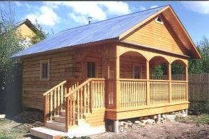 Проект деревянного дома в подарок от СтройРиэлтиГрупп