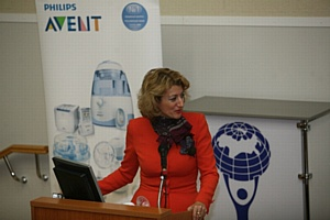 Союз педиатров России и Philips AVENT провели конференцию по актуальным проблемам грудного вскармливания