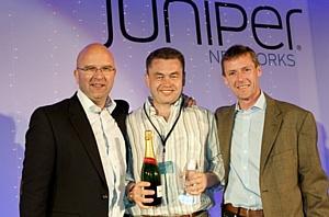 «Энвижн Груп» признана лучшим партнером Juniper Networks в регионе Европа, Ближний Восток и Африка по итогам работы в 2009 г.