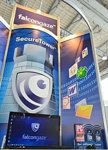 �������� Falcongaze ������� ������� ����������� ������� SecureTower �� �������� InfoSecurity Russia 2011