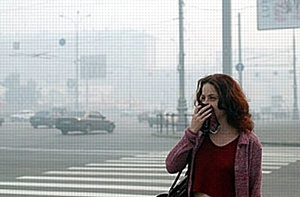 Москва в кольце пожаров: как обезопасить себя и своих близких