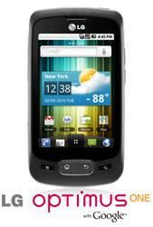 Новинки от LG: телефоны  LG P500 и LG A175. На складе MERLION