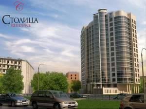 Квартиры в «Столице» — дом премиум-класса на Московском проспекте готовится к приему жильцов