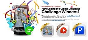Завершился Samsung bada Developer Challenge. Приложение Toozla опять в призёрах