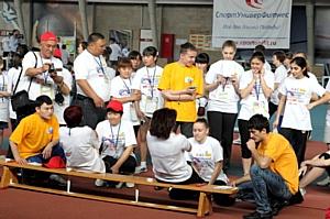 Прошел финал универсального марафона среди образовательных учреждений