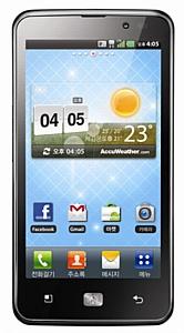 LG выпускает на корейский рынок Optimus LTE, первый HD-смартфон 4-го поколения