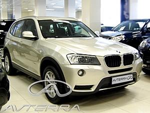 Не надо ждать: новый BMW X3 в автосалоне AVTERRA сейчас
