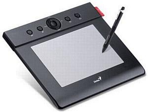 Планшет для непрерывного творчества Genius EasyPen M406