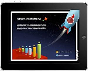Компания «Ксан-презентации» начинает разработку мультимедийных презентаций для iPad