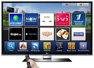 онлайн телевидение через смарт тв