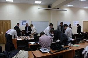 Компания TEAMSMART организовала и провела деловую игру для участников III Петербургского международного инновационного форума