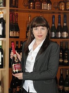 Генеральный директор ООО «Кубань-Вино» получила премию «Босс года-2011»