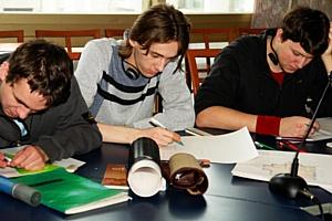 Студенты старших курсов технических вузов осваивают вторую профессию – дизайнера