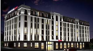 MARRIOTT INTERNATIONAL открывает новый современный отель в тысячелетней Казани