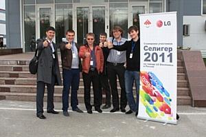Участники «Селигера-2011» проходят стажировку на российском заводе LG
