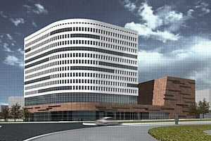 ЦРП ЮЗАО информирует о проведении открытого конкурса по отбору субъектов МиСП для участия в долевом строительстве делового комплекса