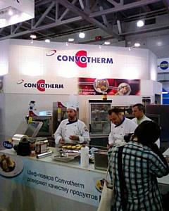 �������� ��� �����, ������ ������� � �Convotherm� �� ��������  ����. ��������� �������������� - 2010�
