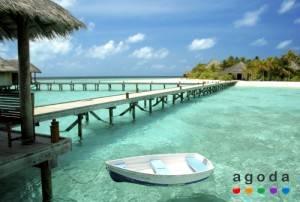 Получите максимум от поездки на Мальдивы вместе с Agoda.ru и Bangkok Airways