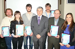 Названы победители ежегодного конкурса для журналистов «Свежая мысль 2010»