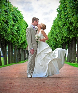 Элегантная свадьба - новый сайт о свадьбах