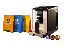 Новогодний подарок от ZEPTER - комплект «ZESPRESSO КВАРТЕТ» для ценителей кофе