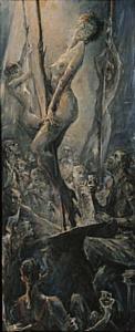 Открытие выставки «Homo Sum» / «Я – Человек!» в галерее SLAVINSKY ART