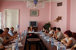 """Состоялось второе расширенное заседание Комитета по поддержке и развитию малого и среднего предпринимательства СРО """"Центрстройэкспертиза-статус"""""""