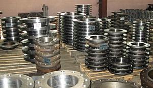 Фланцы воротниковые больших диаметров пользуются повышенным спросом
