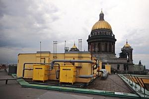 «ЭЛСО ЭГМ» (Энергогазмонтаж) газифицировал гостиничный комплекс во дворце  Лобанова-Ростовского