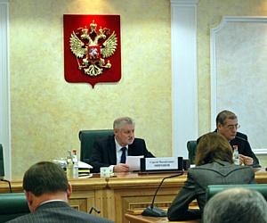 ИТП «ПРОМБИОФИТ» в Совете Федерации выступил в защиту малого и среднего бизнеса РФ