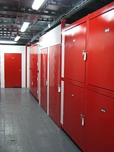 Компания Рэд Бокс открыла комплекс для индивидуального хранения вещей в формате self storage в центре Москвы
