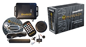 PHARAON YG40  -  абсолютный GSM-контроль автомобиля на расстоянии