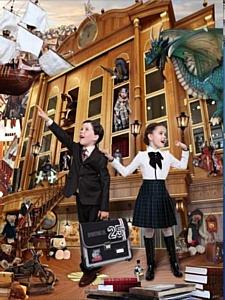 Детская Галерея «Якиманка» и MasterCard ИЗБРАННОЕ™: готовность к Школе №1