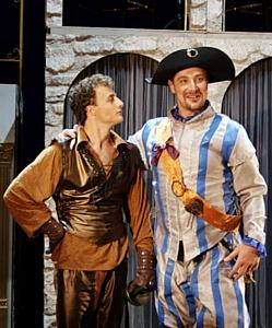 Брянцам покажут мюзикл «Три мушкетера»