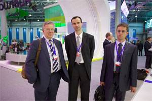 Викинг на Петербургском международном экономическом форуме